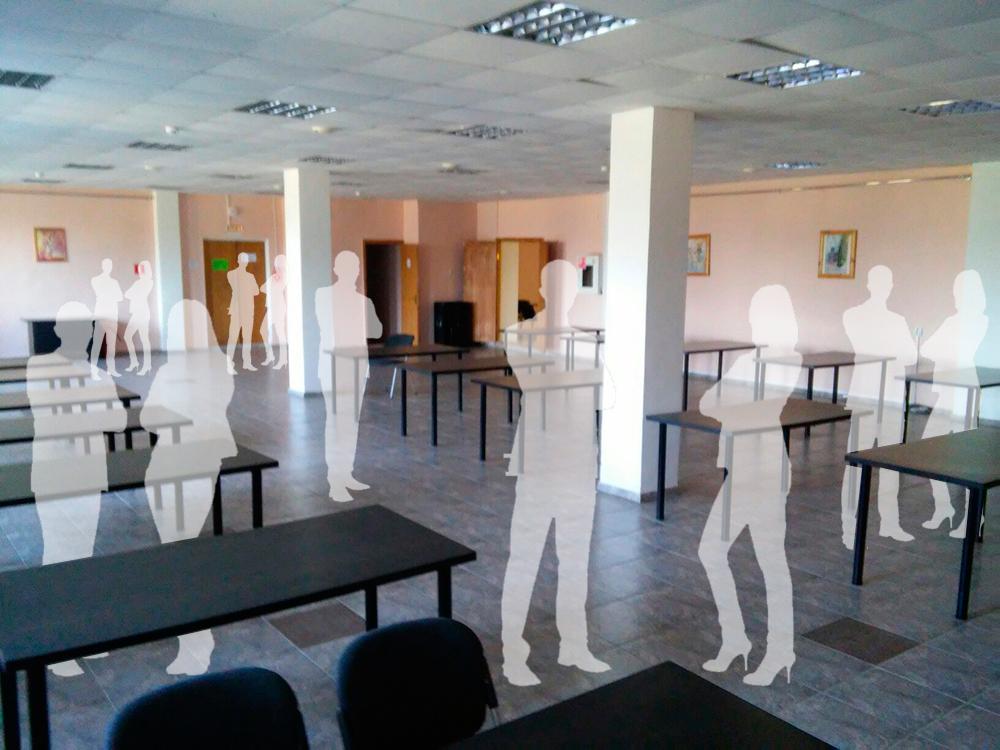 Второй выставочный зал
